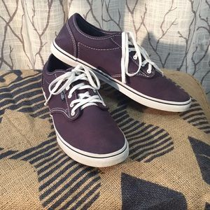 Vans low profile relaxed sneaker